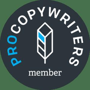 ProCopywriters Member Logo Dark